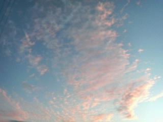 空がきれい2