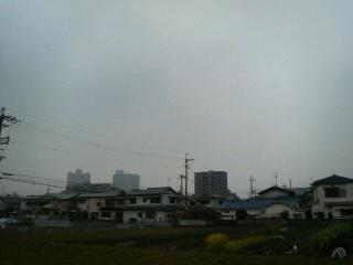今日の空(4/7<br />  の分)