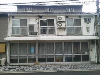 昔住んでいた家