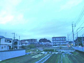 150405今朝の空